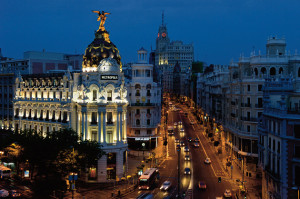 madrid night internships